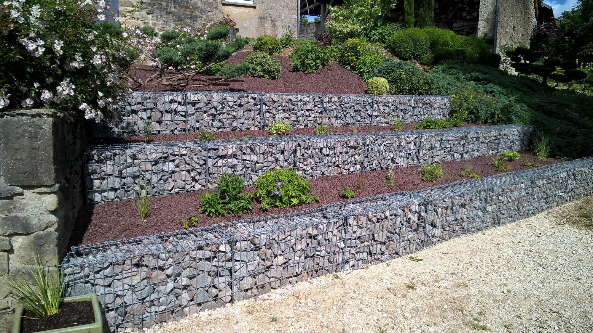 Aménagement de jardins Semur en Auxois